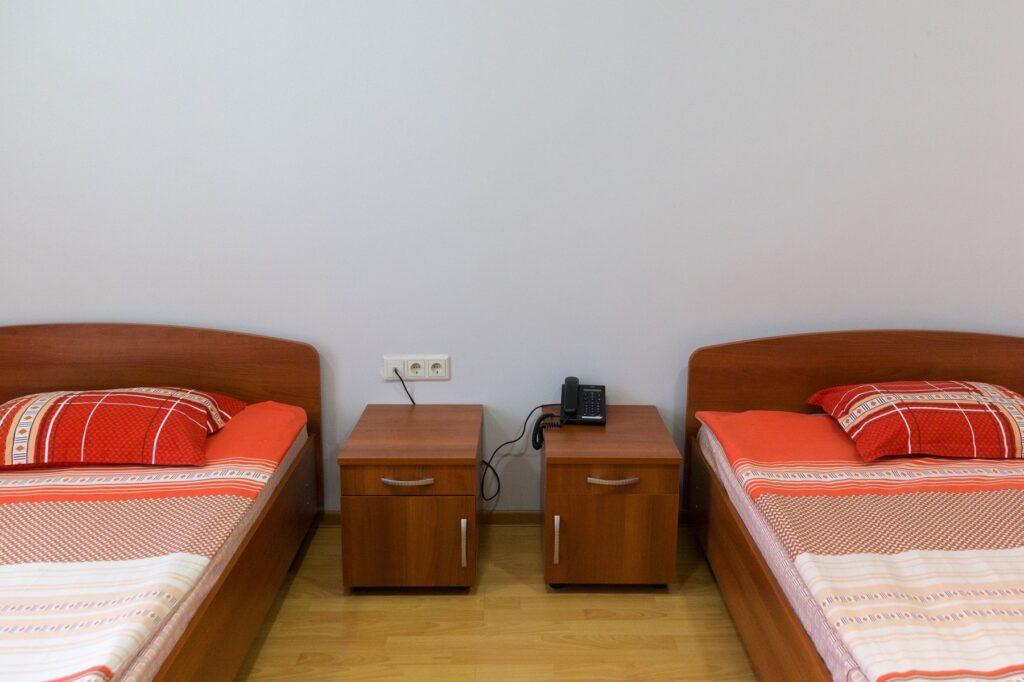 Двухместный комфорт отель Пирс (корпус 2)