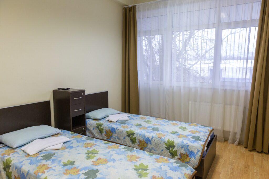 Двухместный стандарт отель Пирс (корпус 1)