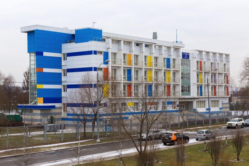 Отель Пирс корпус 2