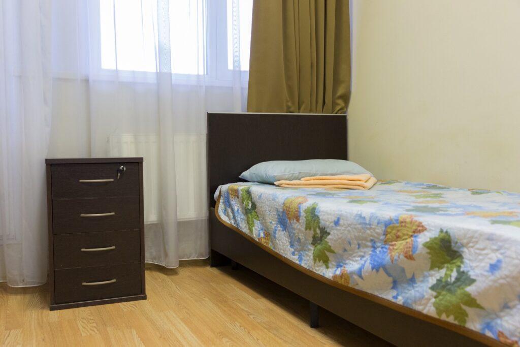 Одноместный стандарт отель Пирс (корпус 1)
