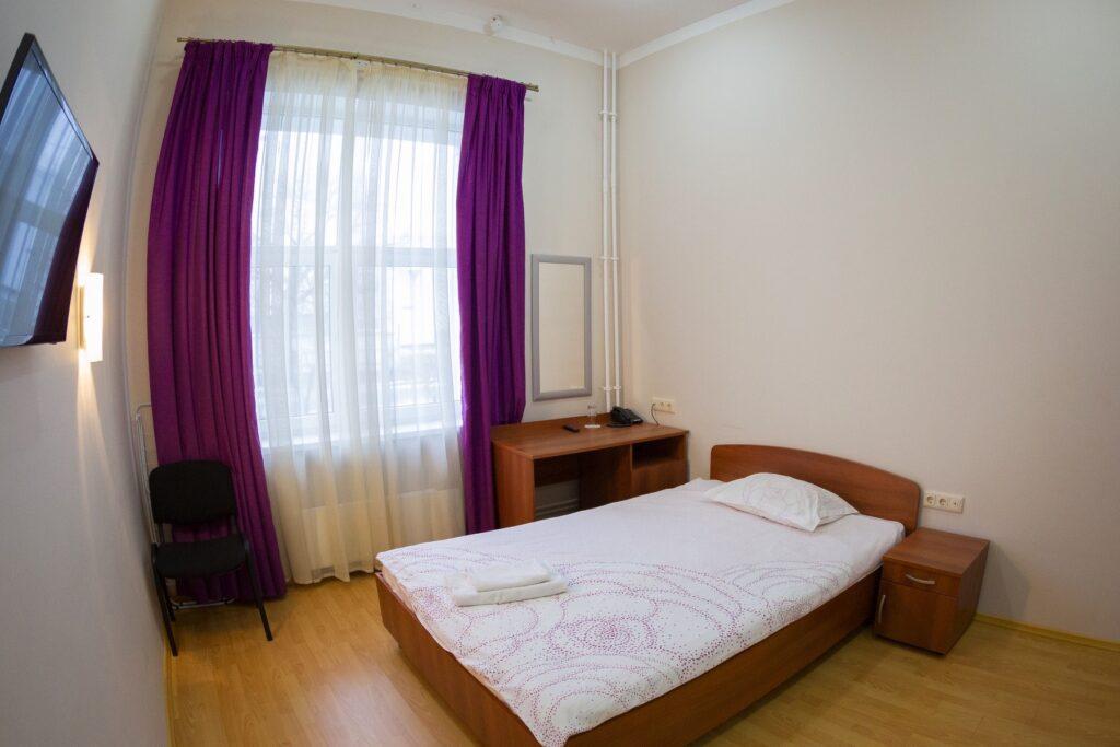 Двухместный номер для маломобильных групп населения в отеле Пирс (корпус 2)