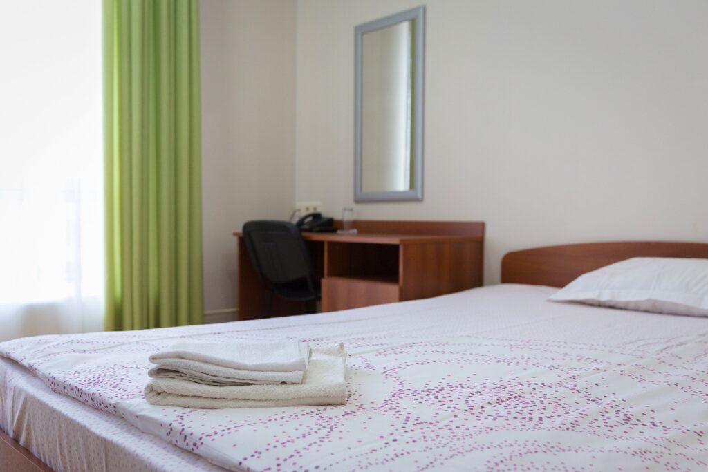 Одноместный комфорт отель Пирс (корпус 2)